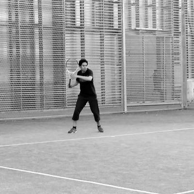 Professeur de tennis | Rodrick