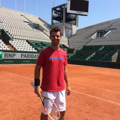 Professeur de tennis | Florent