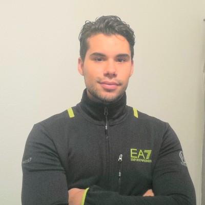 Coach de boxe | Joris