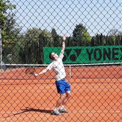 Professeur de tennis | Philippe
