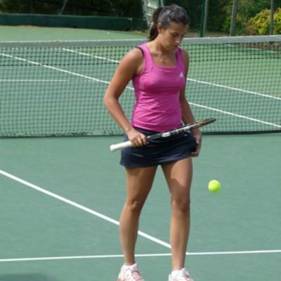 Professeur de tennis | Anne-Valerie