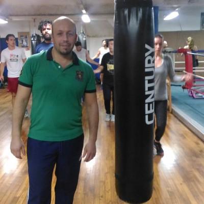 Coach de boxe | Ali