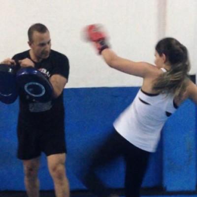 Coach de boxe | Kadu