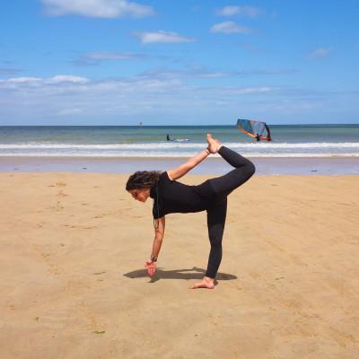 Professeur de Yoga-Vinyasa | Corina