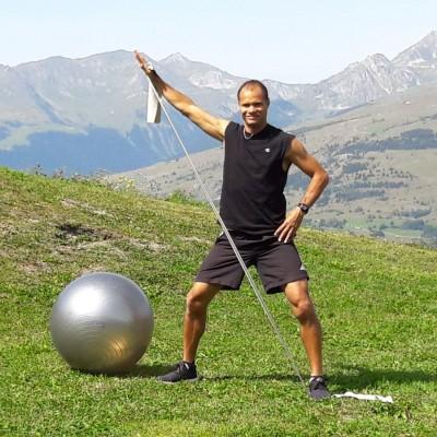 Coach sportif de remise en forme | Ederson