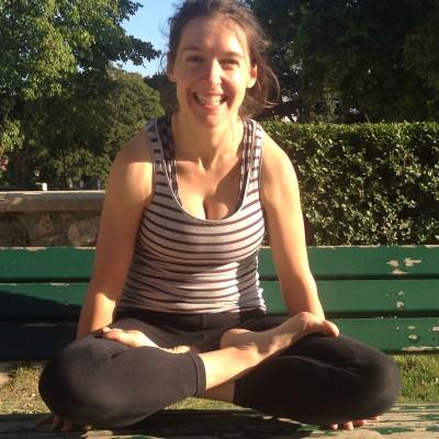 Professeur de Yoga-Vinyasa | Sophie