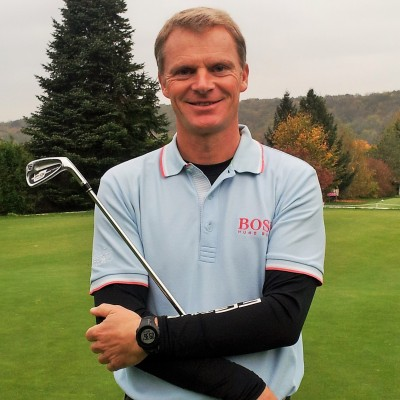 Professeur de golf | Christophe
