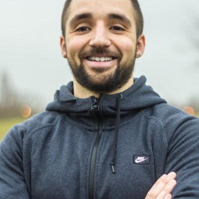 Coach de musculation | Maxime