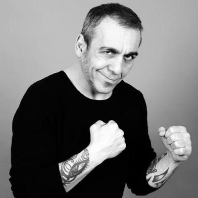 Coach de boxe | Fabrice