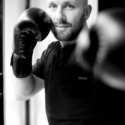 Coach de boxe | Joffrey