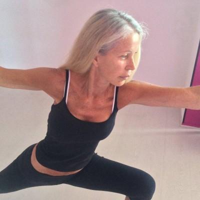 Professeur de Yoga-Vinyasa | Géraldine-Parme