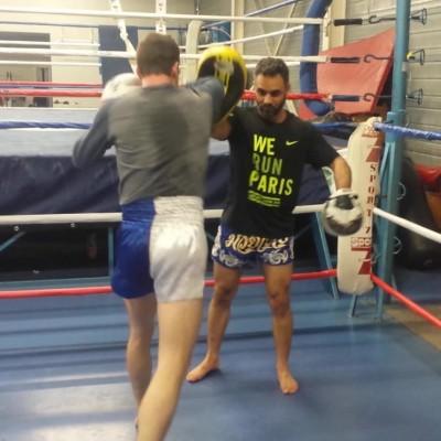 Coach de boxe | Moussa