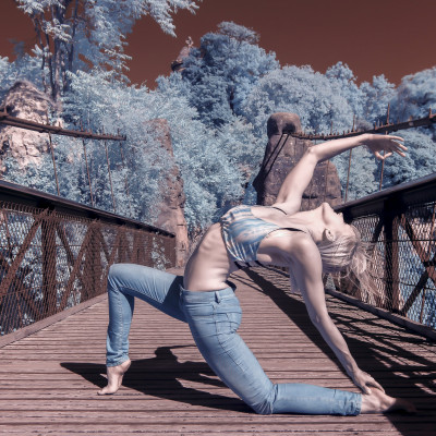 Professeur de Yoga-Vinyasa | Olga