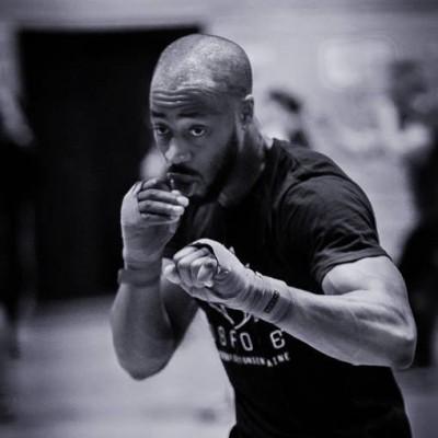 Coach de boxe | Cherif