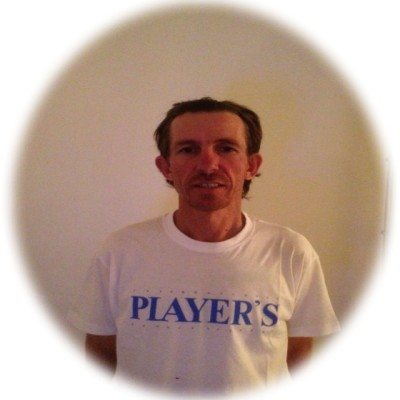 Professeur de tennis   Guillaume