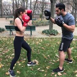 Coach de boxe | Dylan
