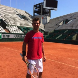 Professeur de tennis | Florent
