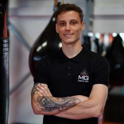 Coach de boxe | Antonin