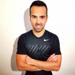 Coach de musculation   Yohann