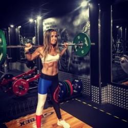 Coach de musculation | Sarah