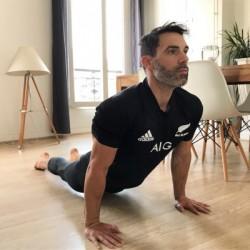 Professeur de pilates | Aurélien