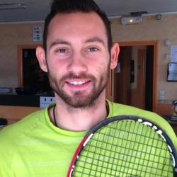 Professeur de tennis | Alexis