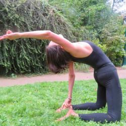 Professeur de Yoga-Vinyasa | Ferdie