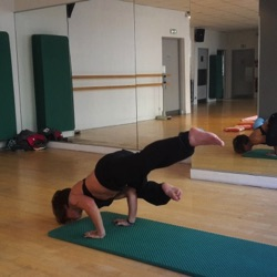 Professeur de pilates | Alexandra