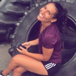 Coach de musculation | Céline