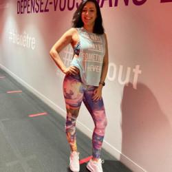 Professeur de pilates | Émilie