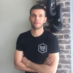Coach de boxe | Benoit