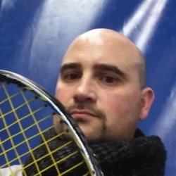 Professeur de tennis | Fabrice
