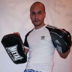 Coach de boxe | Christophe