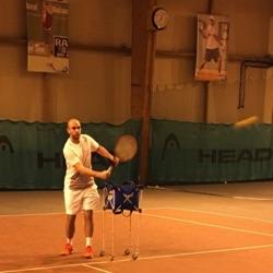 Professeur de tennis | Sabri