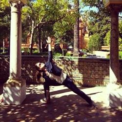 Professeur de Yoga-Vinyasa | Flora