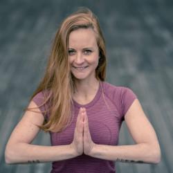 Professeur de Yoga-Hatha | Laurine