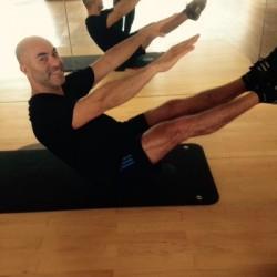Professeur de pilates | Benjamin