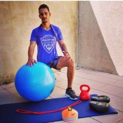 Coach de musculation | Stéphane