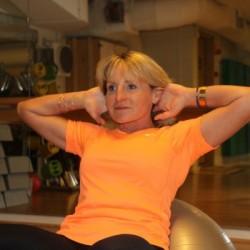 Coach sportif de remise en forme | Magali