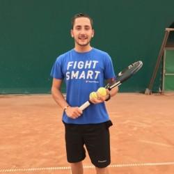 Professeur de tennis | Antoine