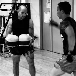 Coach de boxe | Mario
