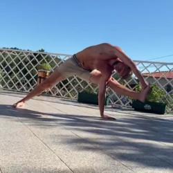 Professeur de pilates | Christophe