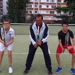 Professeur de tennis | François