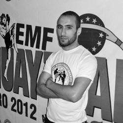 Coach de boxe | Samir