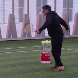 Professeur de tennis | Christophe
