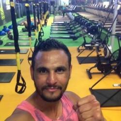 Coach de boxe | Walid