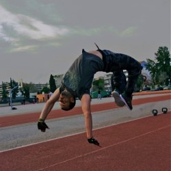 Coach de cross-fit | Anton