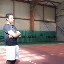 Professeur de tennis | Duprat