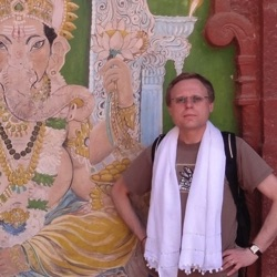 Professeur de Yoga-Hatha | Alain