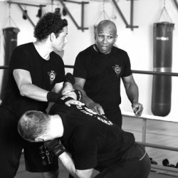 Coach de self-defense | Roger Alain